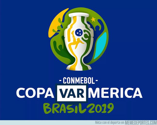 1079606 - El VAR ha anulado más goles que los anotados en esta copa américa