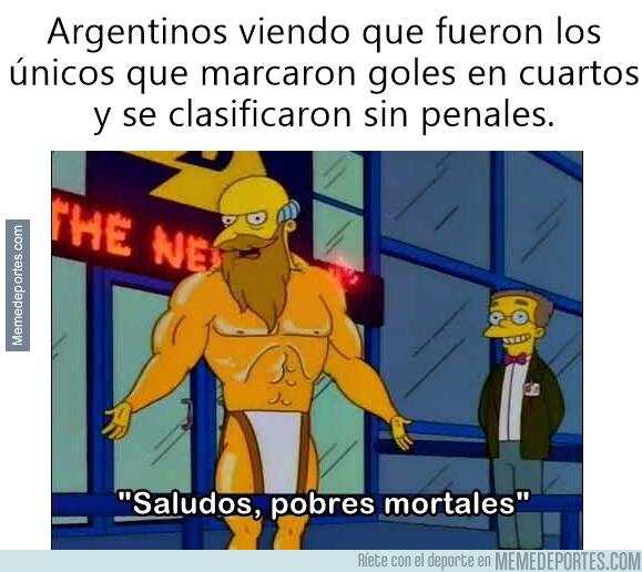 1079686 - Argentina pasó sin presiones