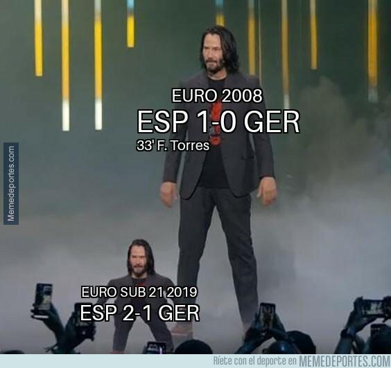 1079729 - España le gana todo tipo de europeos a Alemania