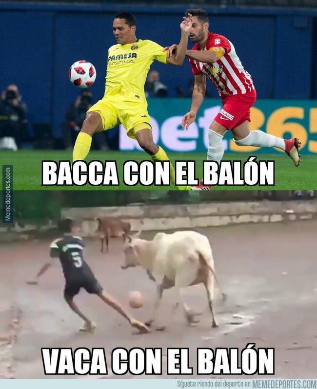 1079899 - En el fútbol existen vacas y baccas