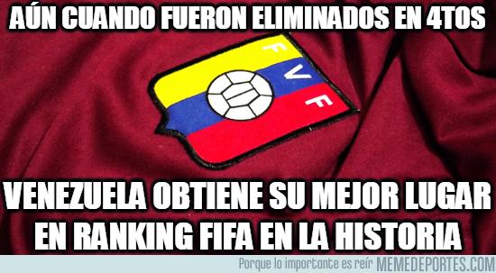 1080044 - Venezuela sigue progresando en fútbol