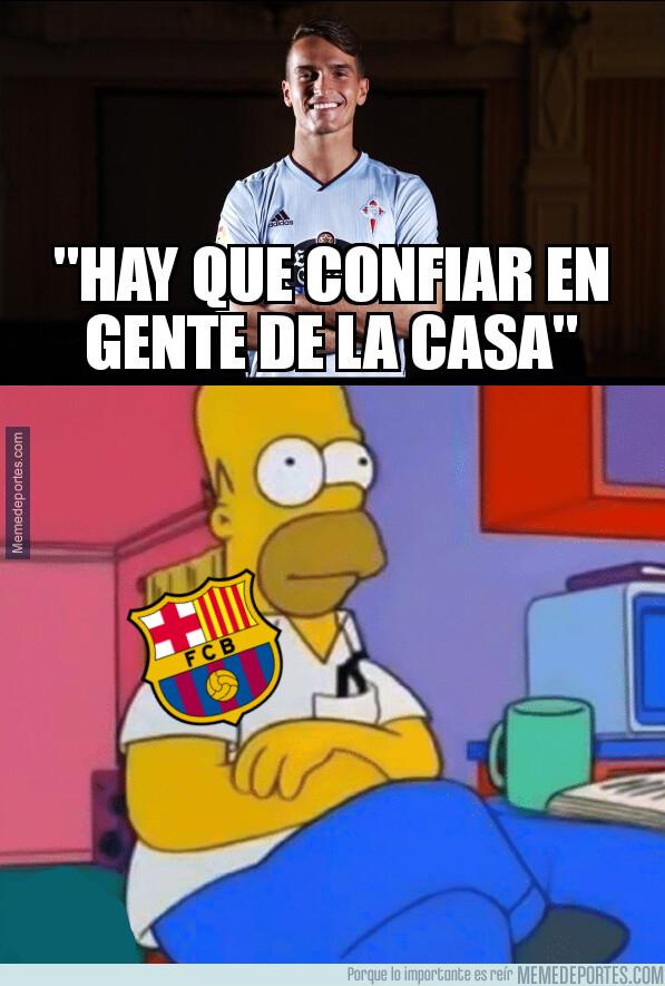 1080059 - ¿Captará el Barça la indirecta de Denis Suárez?