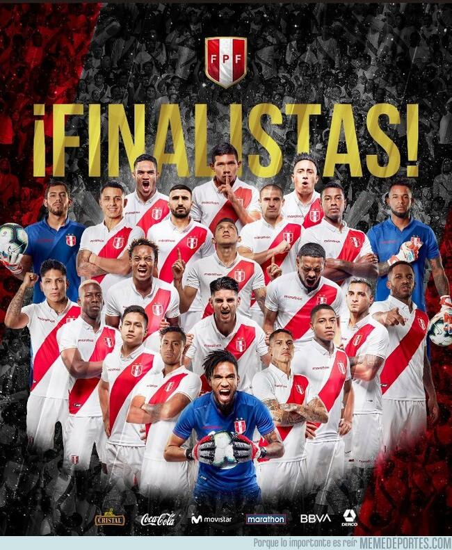 1080109 - Perú finalista