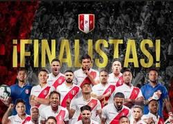 Enlace a Perú finalista