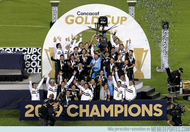 1080526 - México campeón de la Copa Oro
