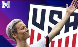 Enlace a Las declaraciones de Rapinoe sobre el fútbol femenino y la Copa América que están dando la vuelta al mundo