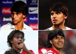 Enlace a Las similitudes entre Joao Félix y el Kun cuando llegó al Atlético, por @433