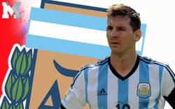 Enlace a El tema viral protagonizado por Messi y sus palabras tras caer contra Brasil en la Copa América en forma de reggae