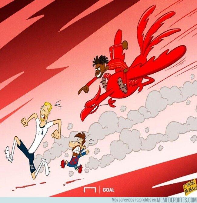 1080844 - Mala noticia para los rivales del Liverpool: Origi renueva, por @goalglobal