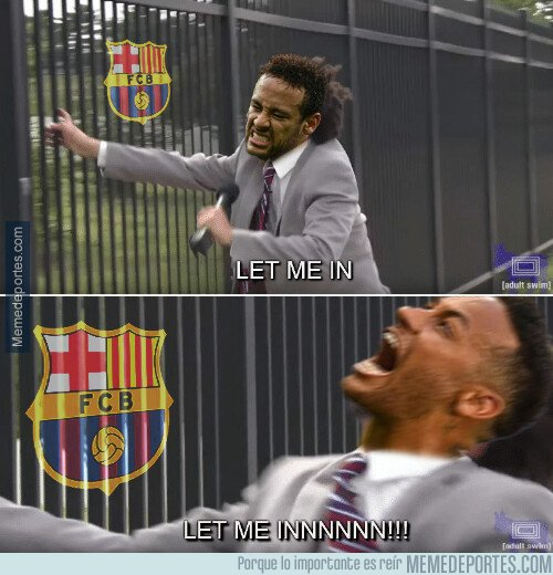 1080998 - A Neymar ya se le acabaron los guiños, hombre. Dejad de torturarlo.