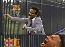 Enlace a A Neymar ya se le acabaron los guiños, hombre. Dejad de torturarlo.