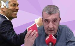 Enlace a Lío monumental por el mensaje de pésame que puso el periodista Manolete a Zidane por el que ha tenido que pedir disculpas
