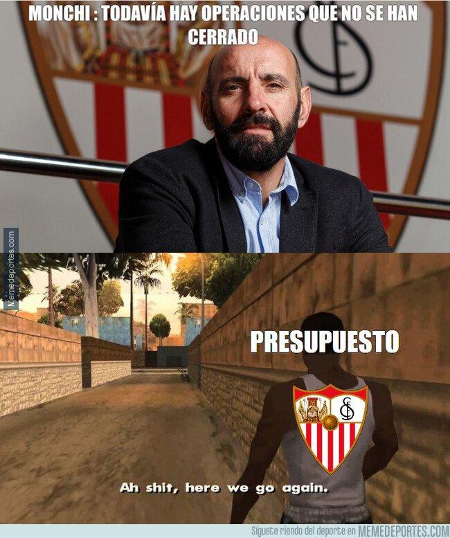 1081251 - El presupuesto del Sevilla ya está acostumbrado