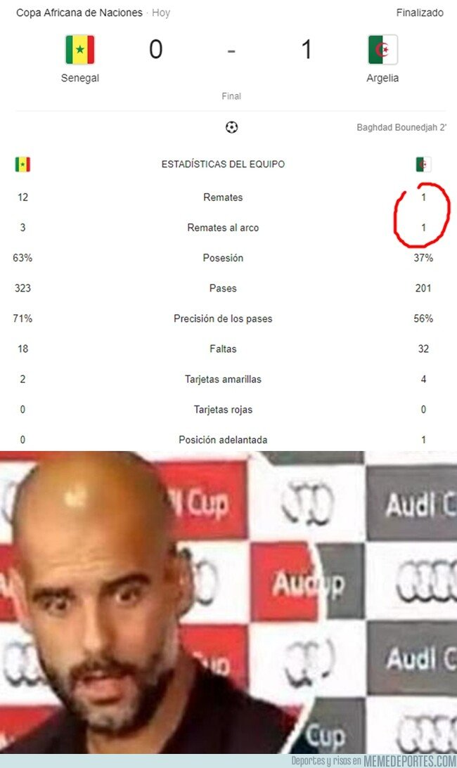 1081552 - Argelia ganó a lo Di Matteo