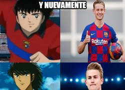 Enlace a Supercampeones version Holandesa