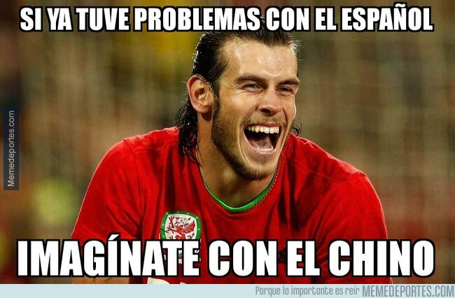 1081677 - China parece ser el destino final de Bale