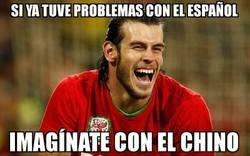 Enlace a China parece ser el destino final de Bale
