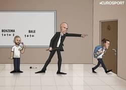 Enlace a Bale es expulsado de la clase blanca, por @zezocartoons
