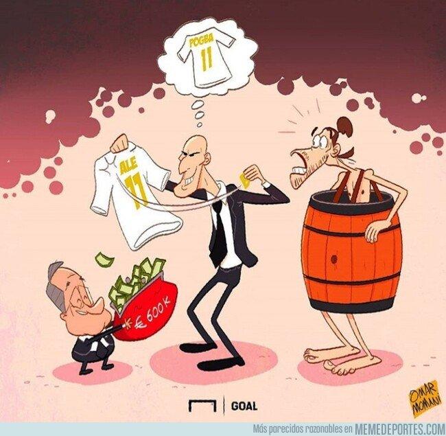 1081853 - Zidane quiere deshacerse de Bale cuanto antes, por @goalglobal