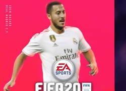 Enlace a La portada del FIFA será Hazard. Mira qué guapo ha salido