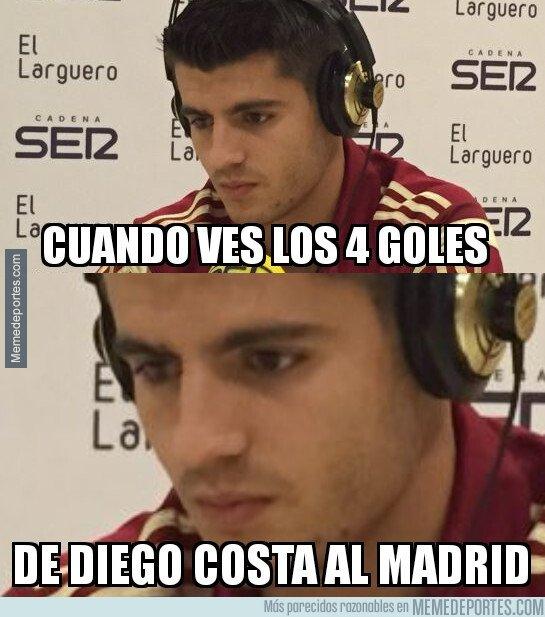 1082129 - Con Costa a este nivel, Morata lo va a tener muy chungo