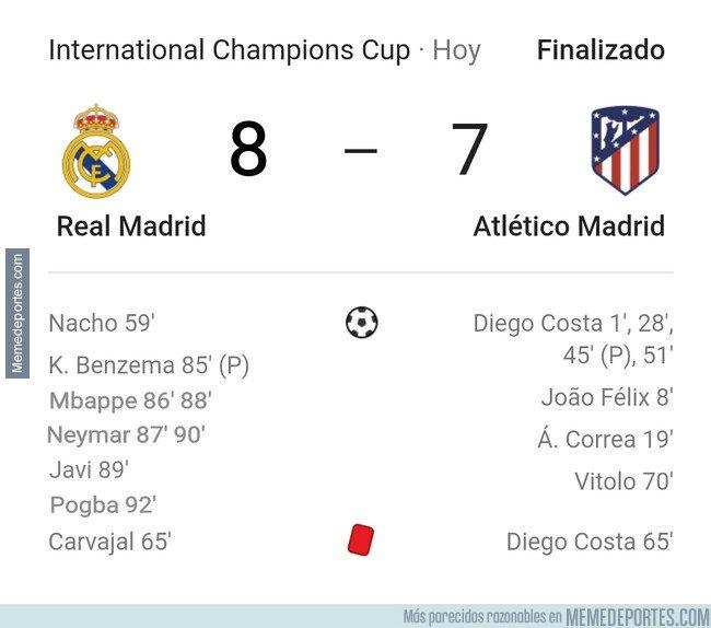 1082145 - Los nuevos fichajes del Real Madrid hacen posible la remontada contra el Atletico de Madrid