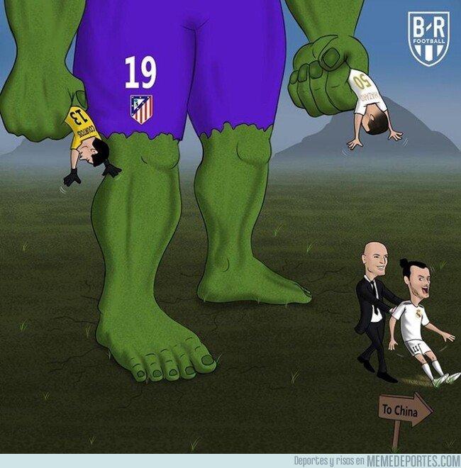 1082189 - Diego Costa fue un auténtico monstruo, por @brfootball