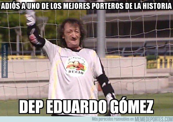 1082231 - Descanse en paz, Eduardo Gómez