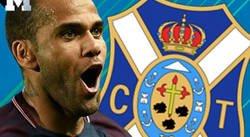 Enlace a Dani Alves busca trabajo, el Tenerife se ofrece y un jugador de su posición se opone a que llegue al equipo