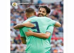 Enlace a El Madrid publicó una historia con el escudo del Tottenham en vez del Fenerbahce