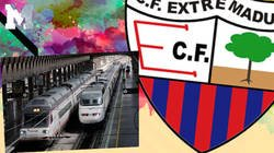 Enlace a 'LaLiga' anuncia que RENFE se convierte en el transporte oficial de la competición y el CM del Extremadura le pega un hachazo descomunal
