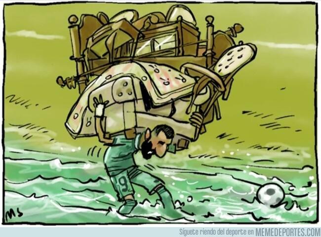 1082531 - Benzema salvó los muebles de nuevo, por @yesnocse