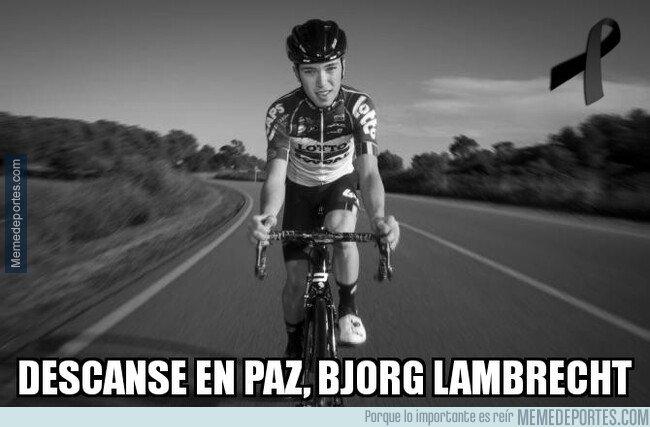 1082817 - El ciclismo está de luto