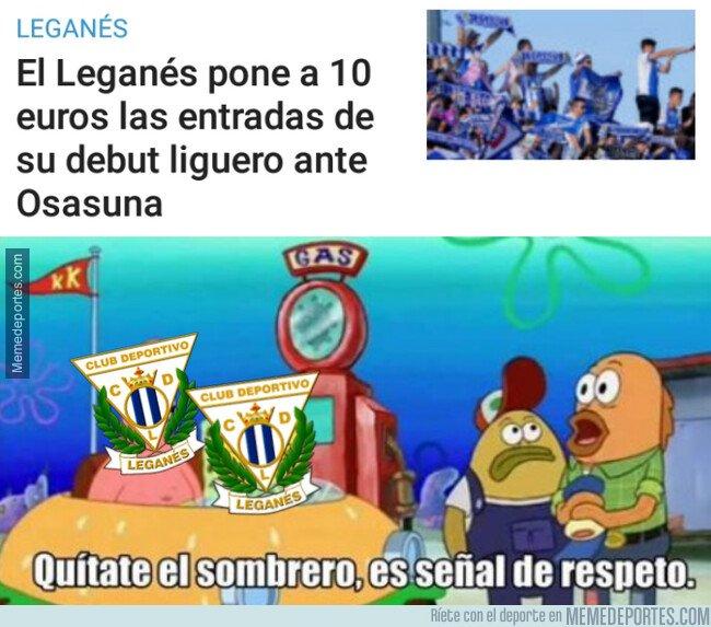 1082972 - Hacen falta más Leganeses en el fútbol
