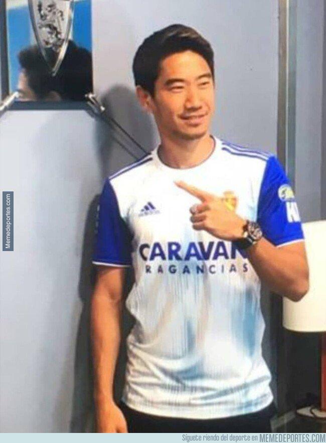 1083071 - Hoy, en fichajes random: Kagawa al Real Zaragoza