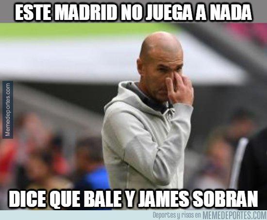 1083245 - Zidane es un poco temerario