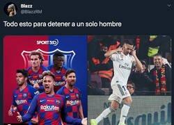 Enlace a Desesperación máxima en el Barça
