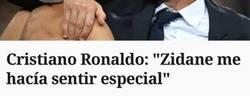 Enlace a Lo que Zidane realmente ve