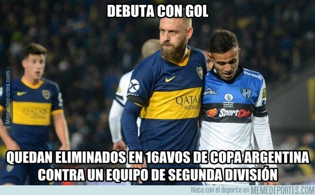 1083400 - Bad luck De Rossi