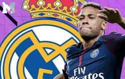 Enlace a Cachondeo absoluto por lo que ha ofrecido el Real Madrid al PSG para fichar a Neymar