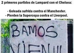 Enlace a ¿Cómo va Lampard hasta ahora?