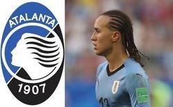 Enlace a Diego Laxalt ficha por el Atalanta, y es imposible encontrar un jugador más clavado al logo de su equipo