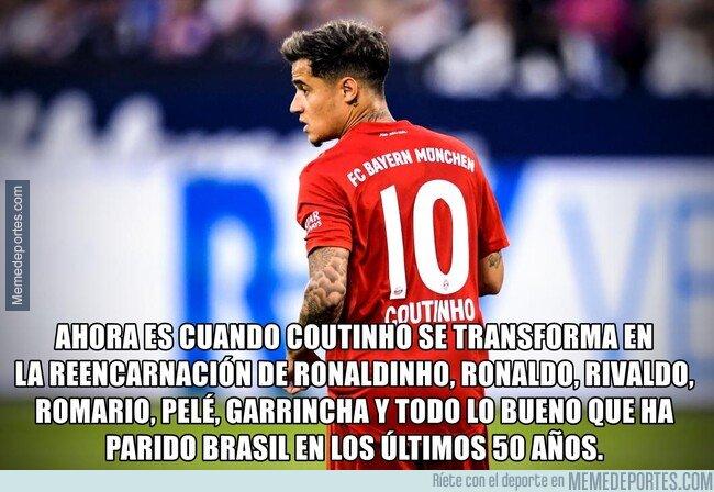 1084181 - Coutinho va a explotar