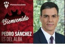 Enlace a Ya sabenos quién ascenderá a 1a división: el Albacete ha fichado al presidente