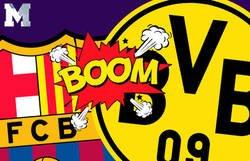 Enlace a El ZASCA antológico que le ha pegado el BVB al Barça tras enterarse que se enfrentarán en Champions
