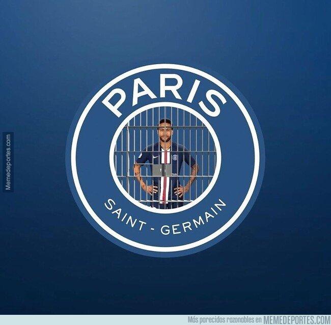 1084744 - El nuevo escudo del PSG. Por napsgraphicdesign