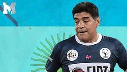 Enlace a Toda Argentina espera al Diego con los brazos abiertos