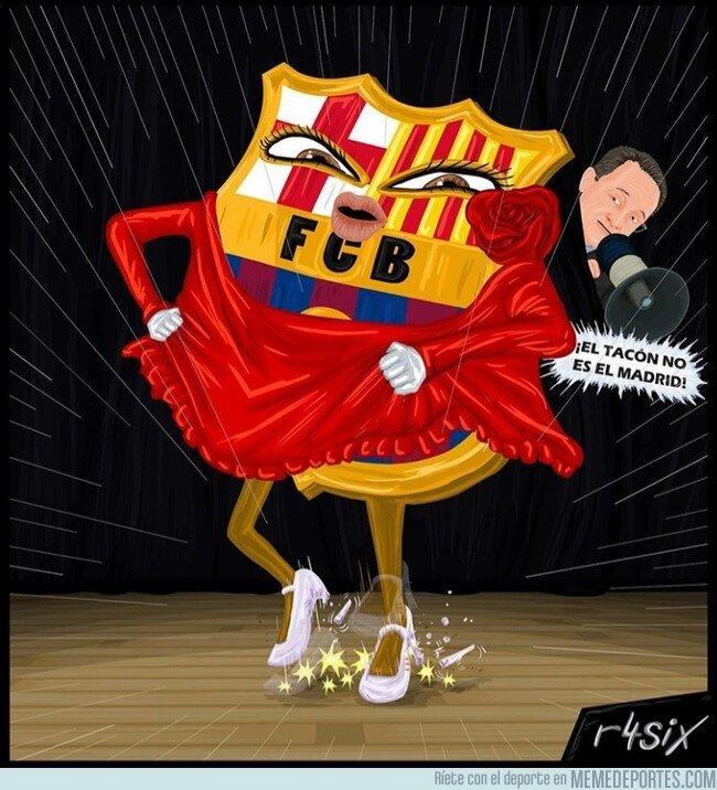 1085184 - El Barça destroza el Tacón, por @r4six