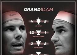 Enlace a Así va la carrera histórica de Grand Slams