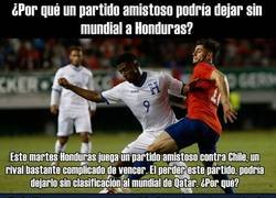Enlace a El amistoso que podría dejar sin mundial a Honduras